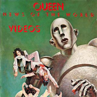 Queen - News Of The World (Videos)