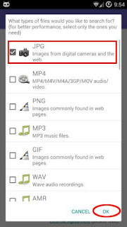 How to recover 10 years ago Deleted photos or videos with your smartphone