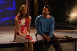 Anjelah Johnson-Reyes and Brett Dalton