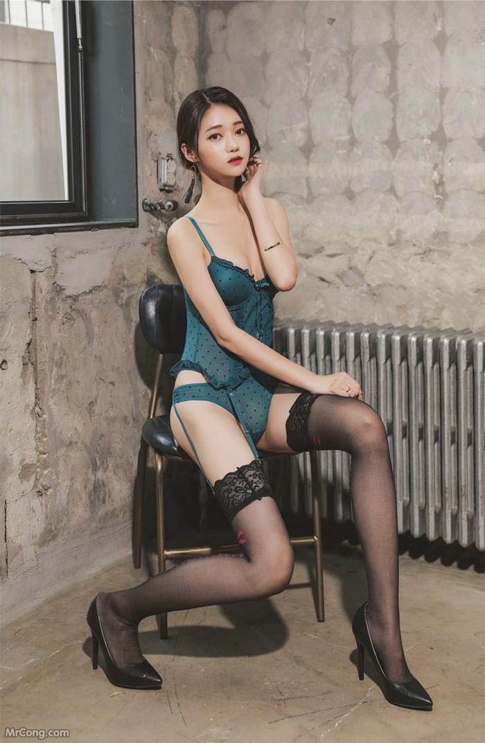 Image Korean-Model-Hee-012018-MrCong.com-005 in post Người đẹp Hee trong bộ ảnh nội y tháng 01/2018 (167 ảnh)