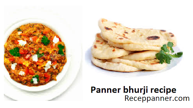 Panner bhurji recipe in India style