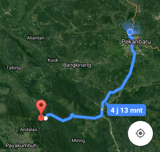 https://www.google.co.id/maps/dir/Pekanbaru,+Pekanbaru+City,+Riau/Waterfalls+Bases+Cotton,+Lubuk+Bigau,+Kampar+Kiri+Hulu,+Lubuk+Bigau,+Kampar+Kiri+Hulu,+Kabupaten+Kampar,+Riau+28471/@0.2306953,100.8334635,10z/data=!3m1!4b1!4m13!4m12!1m5!1m1!1s0x31d5ab80690ee7b1:0x94dde92c3823dbe4!2m2!1d101.4477793!2d0.5070677!1m5!1m1!1s0x2e2aa85f4ae44e45:0x66c49e0cb3f0282!2m2!1d100.7716874!2d-0.0354206