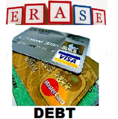 get rid of debt fast