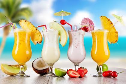 Resep Minuman Segar Untuk Berbuka Puasa