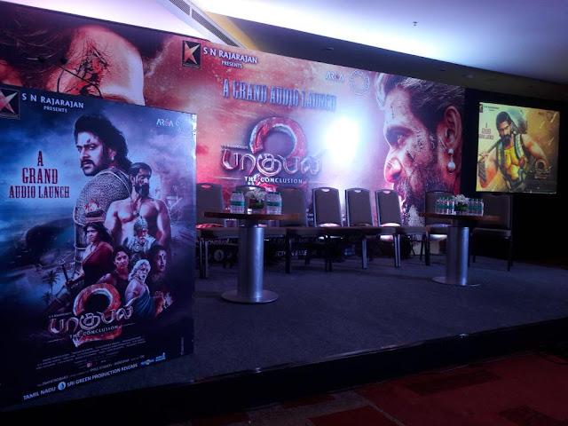 Baahubali 2 Tamil Movie Press Meet Photos