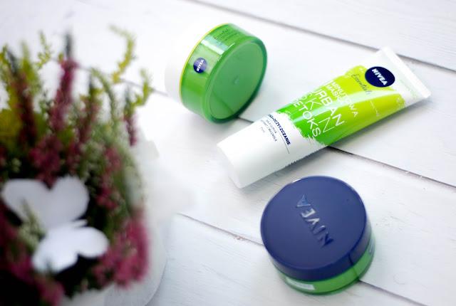 Urban Skin - nowa seria do pielęgnacji twarzy firmy Nivea