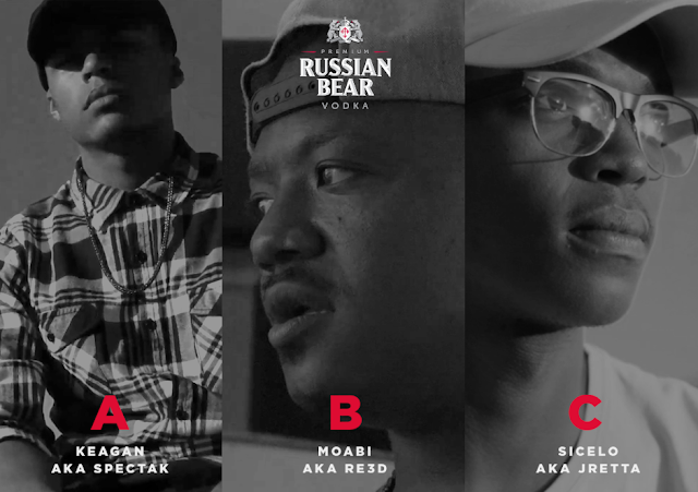 Vote For Your Next Lyricist @RussianBearSA #IamNext #SouthAfrica