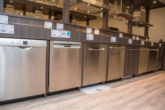 Top 5 máy rửa bát Bosch tại thị trường bắc mỹ