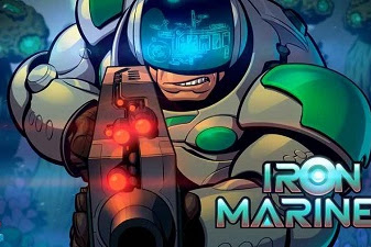Download Iron Marines Mod Apk V1.2.10 (Premium Heroes Unlocked)