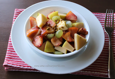 Orange Fruit Salad
