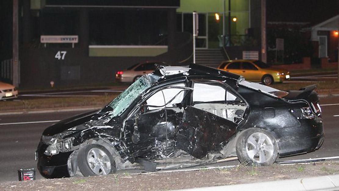 Car Crash M Today