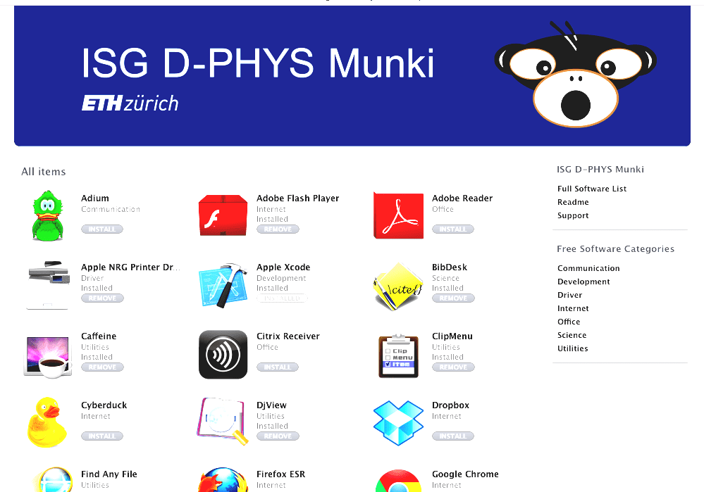 List Of Macintosh Software - Apple Computer Software