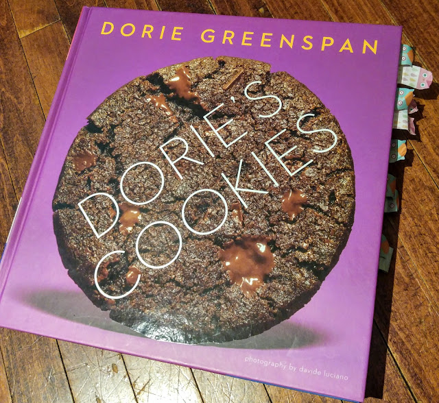 tabbed copy of Dorie's Cookies