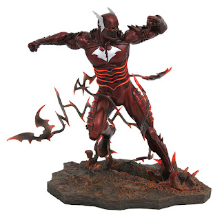 Diamond Select DC COMIC GALLERY RED DEATH PVC DIORAMA 001