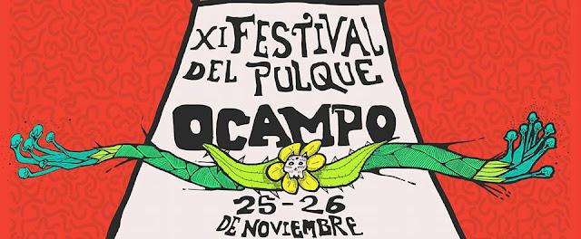 festival del pulque ocampo 2017