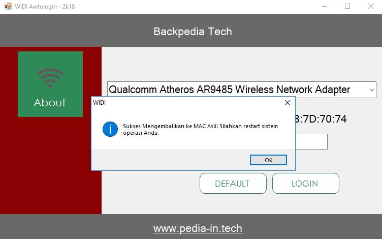 Wifi.id Gratis