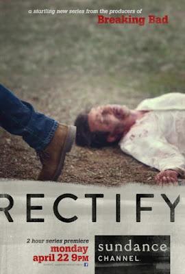 Rectify (TV Series) S01 DVD R2 PAL Spanish