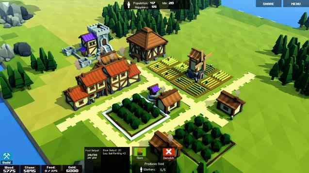 screenshot-2-of-kingdoms-and-castle-pc-game