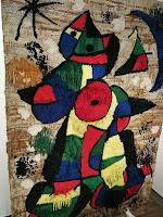 Cireres visitem la Fundació Miró