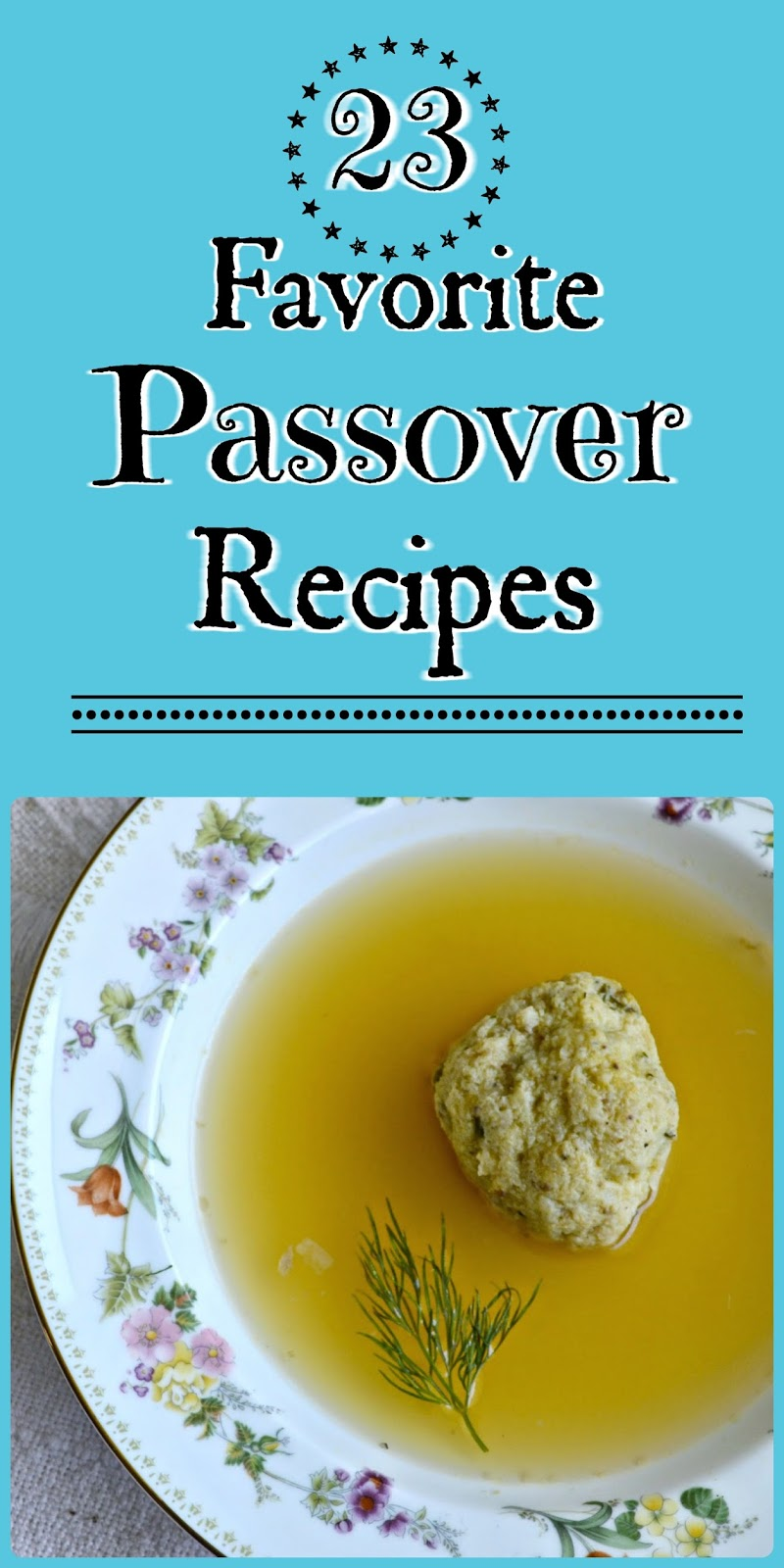 Almond Butter Tahini Cookies and 23 Passover Recipes! - This Is How ...
