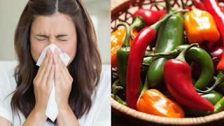 Kenapa Sebab Hidung Berair Bila Makan Pedas?