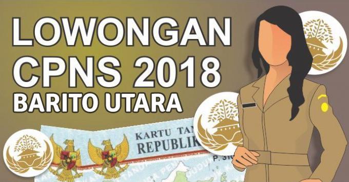 Kuota Formasi CPNS Tahun 2018 Kabupaten Barito Utara ...
