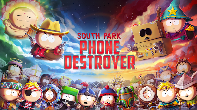 South Park Phone Destroyer se lanzará el 9 de noviembre