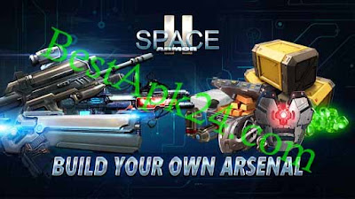 Download Space Armor 2 v1.2.2 Apk + Mod full for free 2
