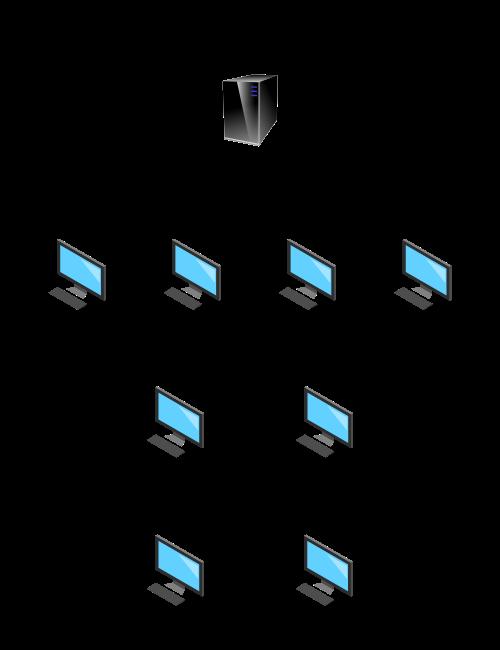 Diagrama de los tipos de descarga