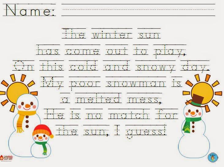 Papier-Mâché Snowman
