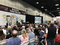 Daisi Jo Reviews at the 2018 Los Angeles Travel & Adventure Show