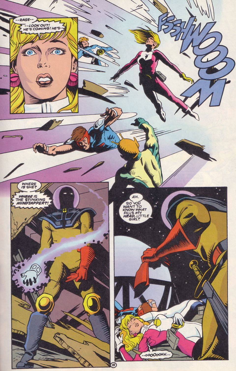Legion of Super-Heroes (1989) 63 Page 19