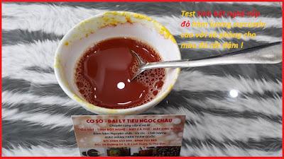 Tinh bột nghệ đỏ hàm lượng curcumin cao