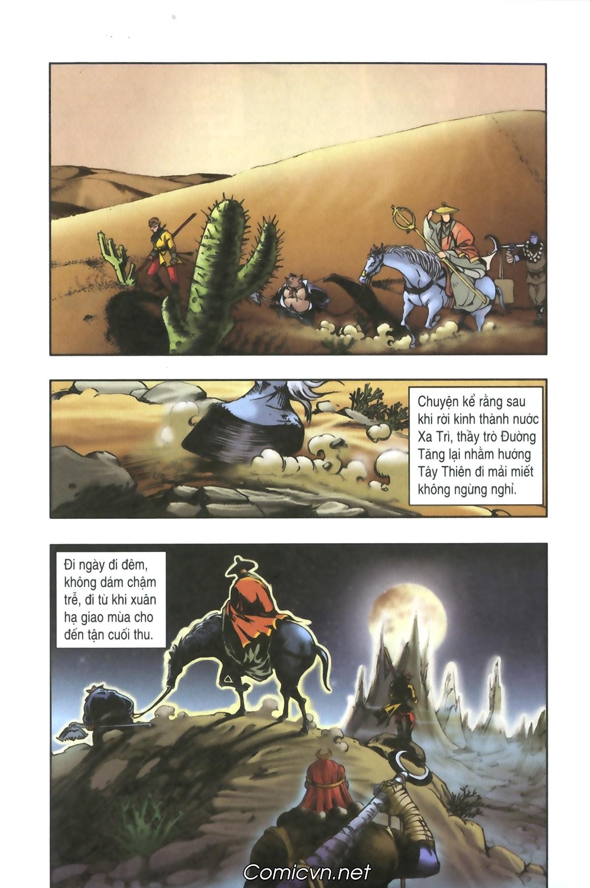 Tây Du Ký màu - Chapter 91 - Pic 6
