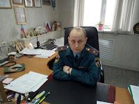 Начальник 117 ПСЧ 59 ОФПС по Свердловской области