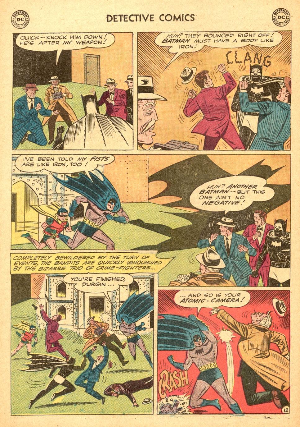 Detective Comics (1937) 284 Page 13