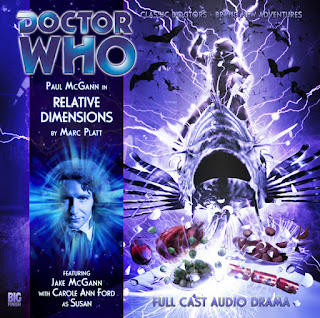 Big Finish Doctor Who Relative Dimensions