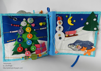 Quiet book, развивающая книжка, книга из фетра, текстильная книжка, розвивальна книжка, розвиваюча іграшка текстильна майстерня Юлії Брегін, texstylstudio by Julia Bregin