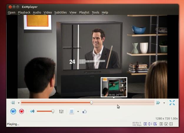 ExMplayer 5.0 - Ένας δωρεάν Media Player που μόνο καφέ δεν κάνει