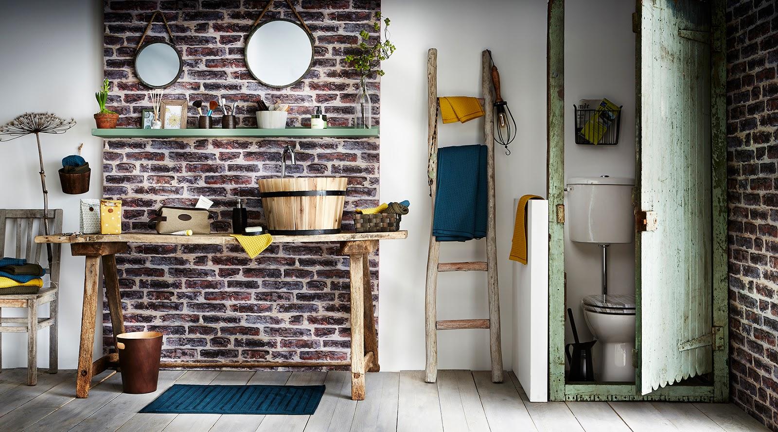 Decolau r alisation du d cor cabane pour zodio for Salon de la salle de bain