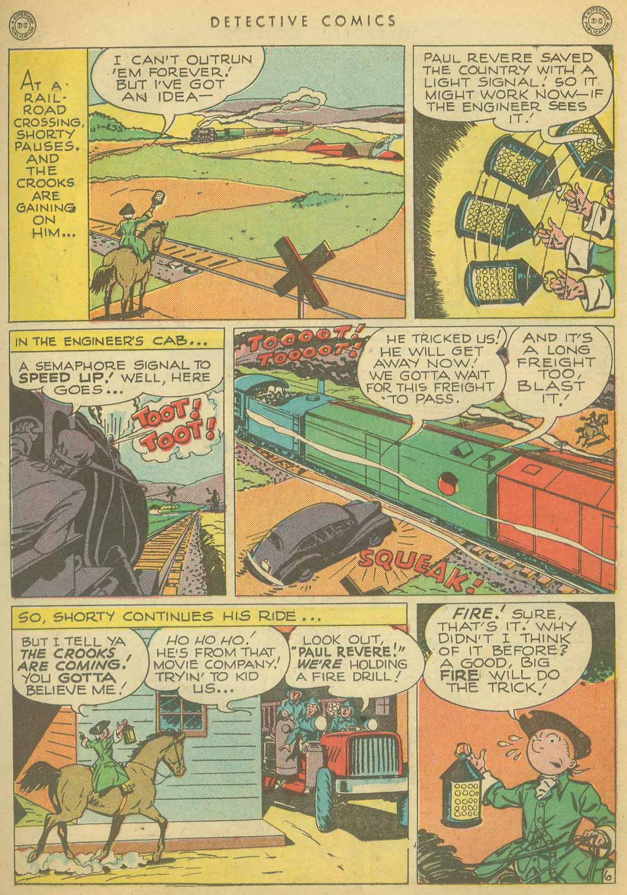 Detective Comics (1937) issue 127 - Page 21