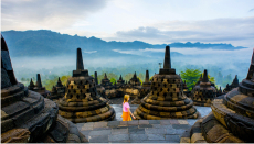 borobudur_morning