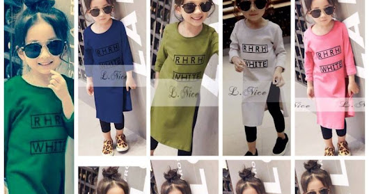 Set Blouse Labuh & Legging