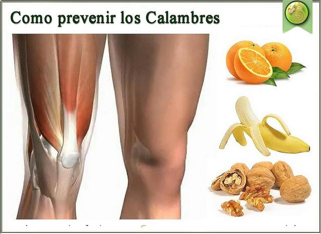 CALAMBRES - REMEDIOS NATURALES
