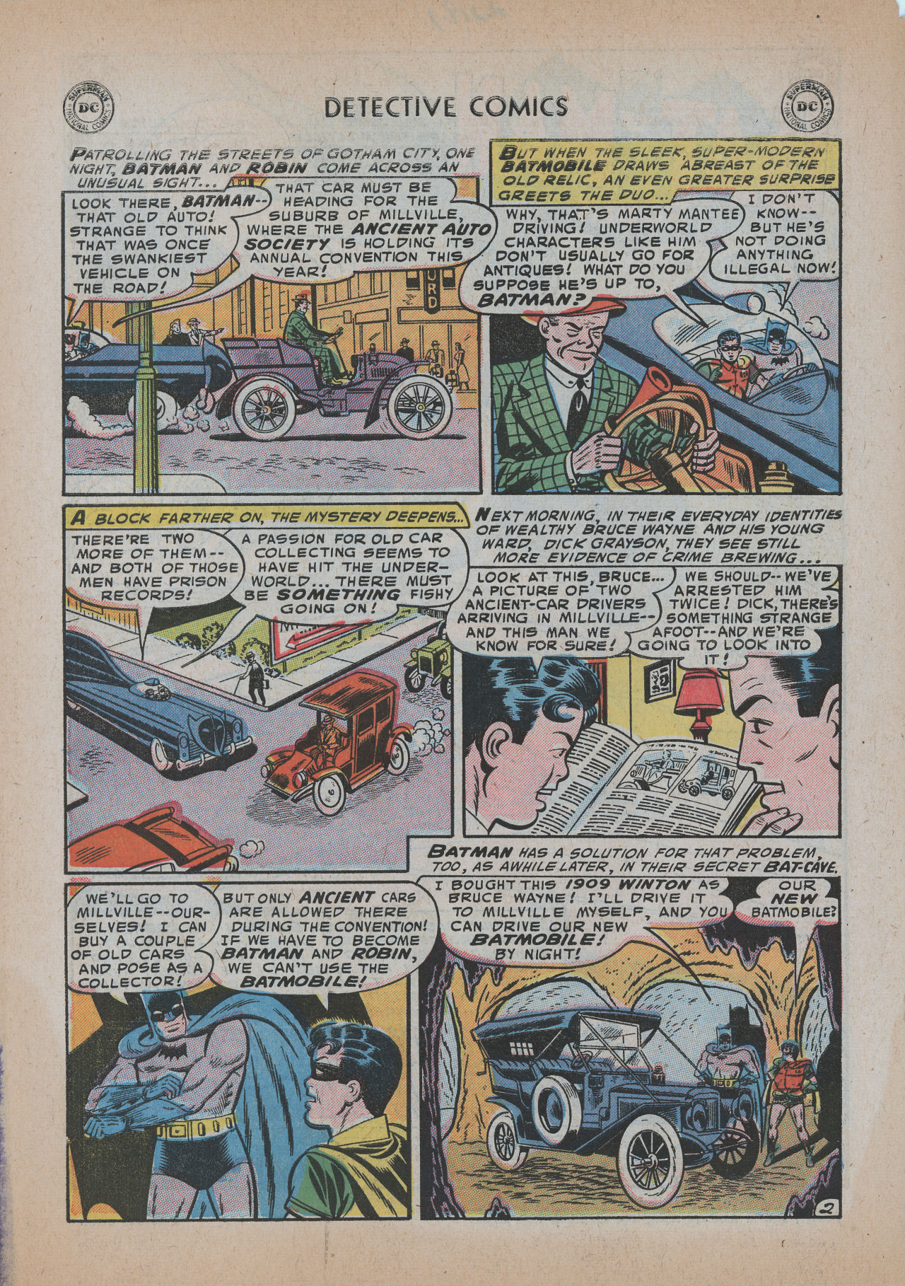 Read online Detective Comics (1937) comic -  Issue #219 - 4