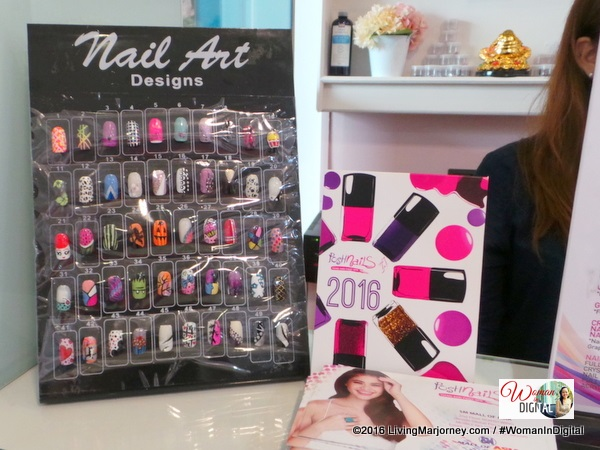 Posh Nails SM Mall Of Asia