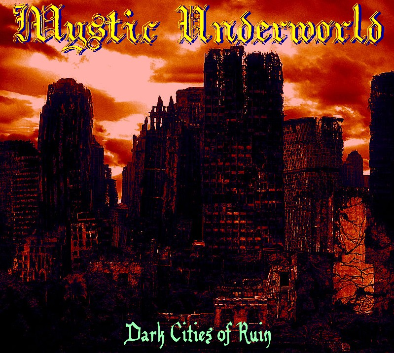 Dark Cities of Ruin Front Cover