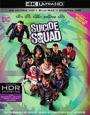 Esquadrão Suicida 4K Ultra HD Torrent Download