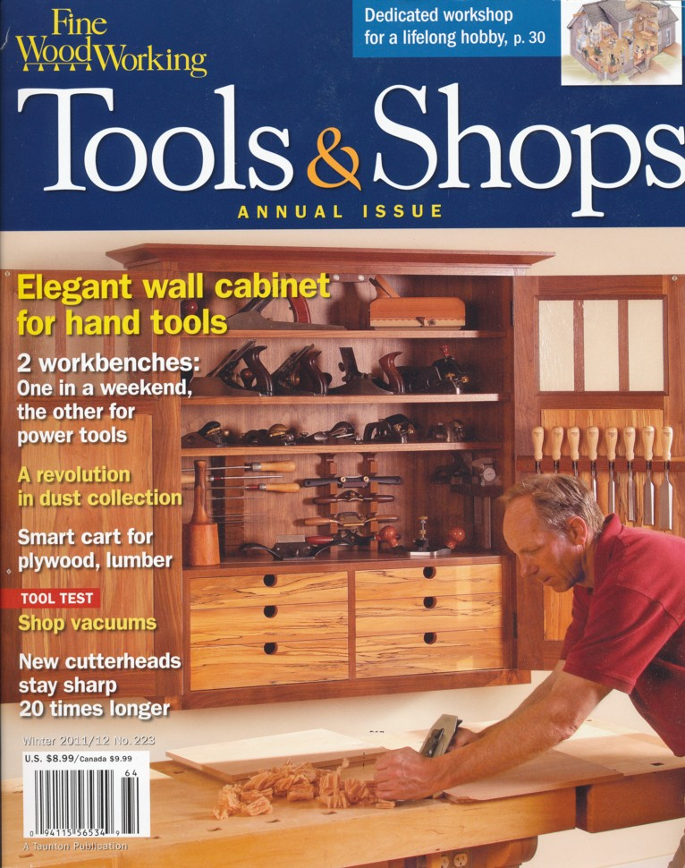 Fine Woodworking 223 Woodworkers Magazine Index