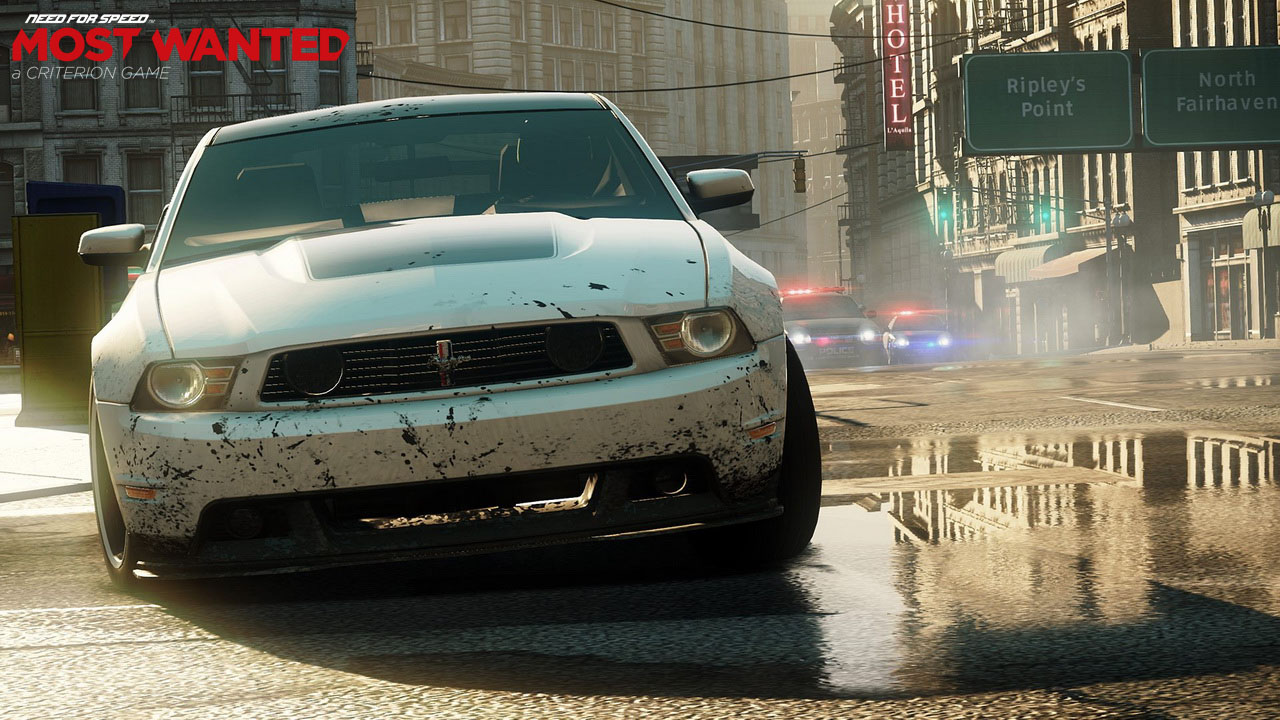 HD WALLPAPERS MANIA: Need For Speed Most Wanted 2012 Hd ...